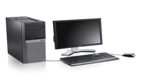 Optiplex 980 DeskTop, tecnología IPS y Laser Printer 5330dn de Dell
