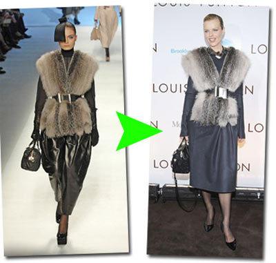 Eva Herzigova de Louis Vuitton