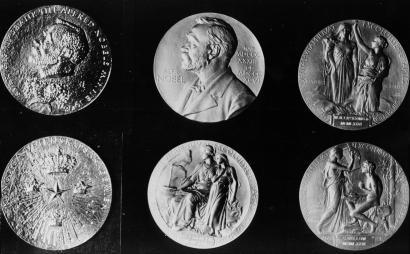 Nobel Prize 1976 2017