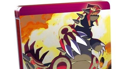 Pokémon Omega Ruby y Alpha Sapphire reciben Steelbooks que quieres tener