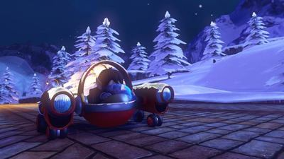 Alex Kidd sale de su tumba para integrarse entre los corredores de 'Sonic & All-Stars Racing Transformed'