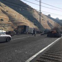 Este es el accidente más bestia (y tonto) que hemos visto en GTA V