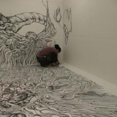 Foto 6 de 7 de la galería psychedelic-room-una-habitacion-para-no-dormir en Decoesfera