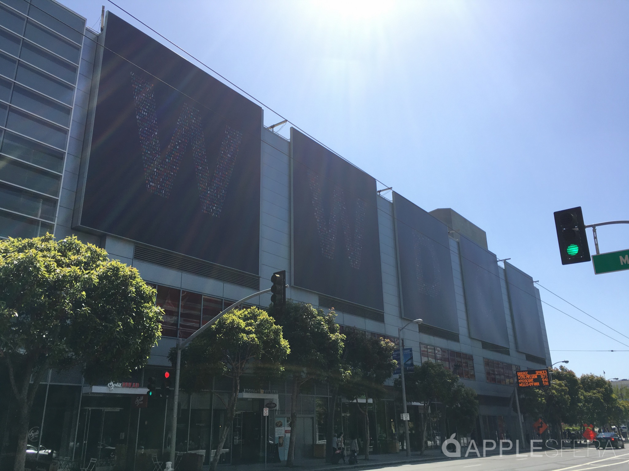Foto de Apple Store Union Square & WWDC16 Moscone Center (6/16)