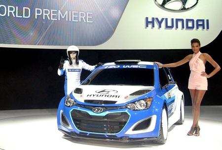 Hyundai Motorsport comienza a moverse