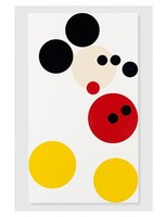 Damien Hirst sigue los pasos de Warhol y Lichtenstein y reinterpreta a Mickey Mouse
