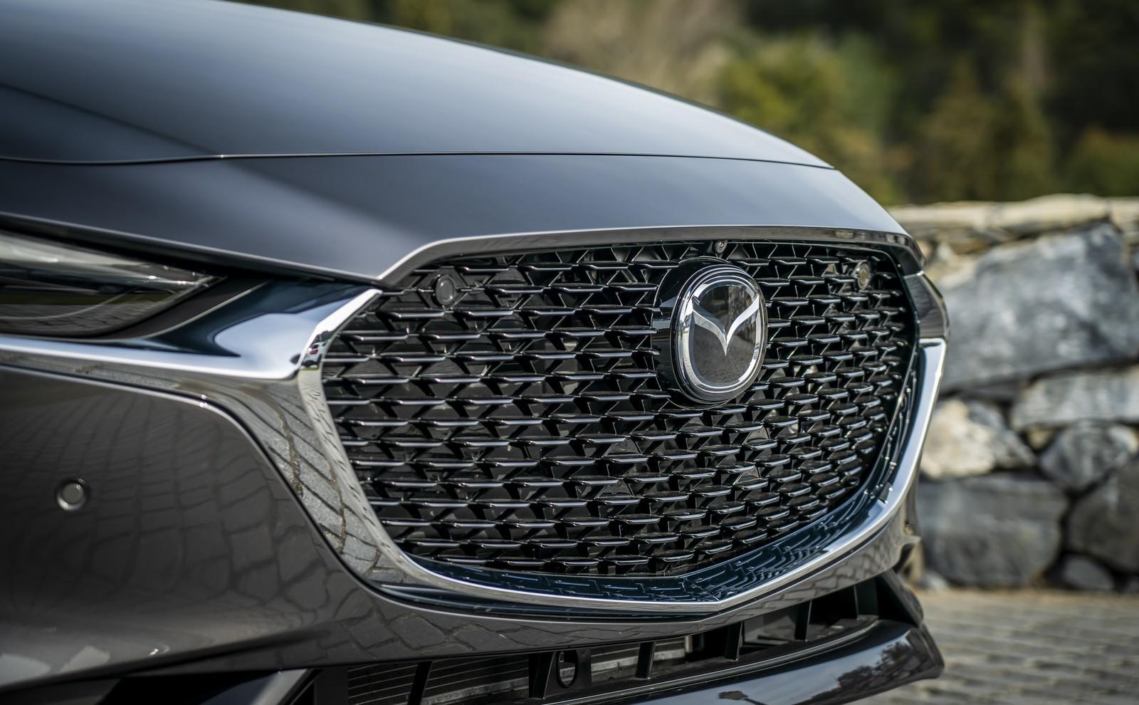 Foto de Mazda3 2019 Sedán (22/40)