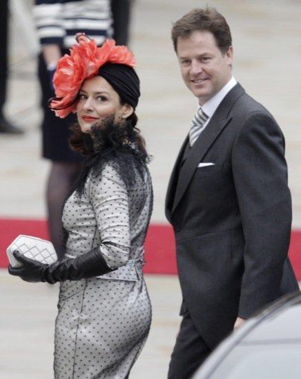 Miriam Gonzalez boda real