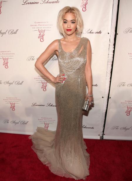 Rita Ora Angel Ball