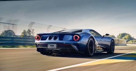 Video: El nuevo Ford GT demuestra que es más rápido que un Porsche 918 Spyder