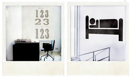 Tipografía y Señalética en vinilo