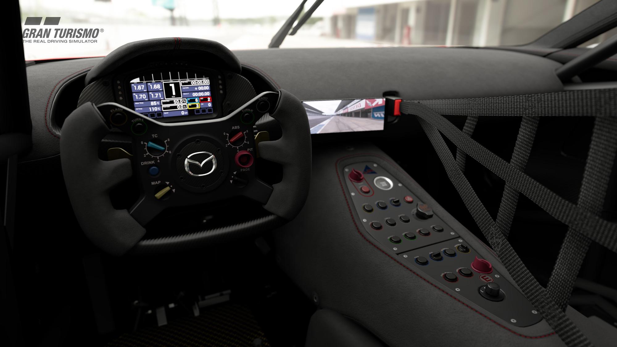 Foto de Mazda RX-Vision GT3 (22/24)