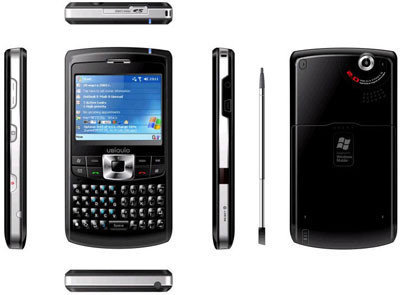 UBiQUiO 501, smartphone con Pocket PC