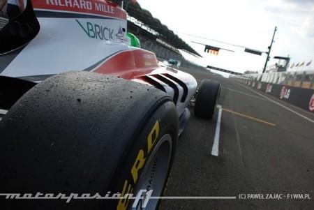 Galería de fotos de la quinta ronda de la GP3 en Hungaroring