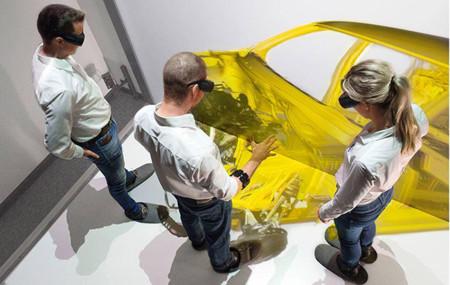Audi deja de lado los modelos en arcilla y da la bienvenida a la realidad virtual