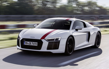 El espectacular Audi R8 V10 RWS es... ¿el primero de muchos productos de tracción trasera?