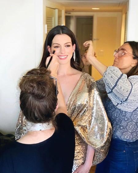 Chanel, Armani, Lancôme, Neutrogena... estos son los cosméticos usados en los looks de belleza de los Critics Choice 2020