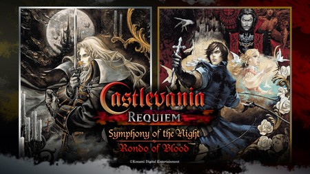 Análisis de Castlevania Requiem, un lote imprescindible en PSP muy deslucido en PS4