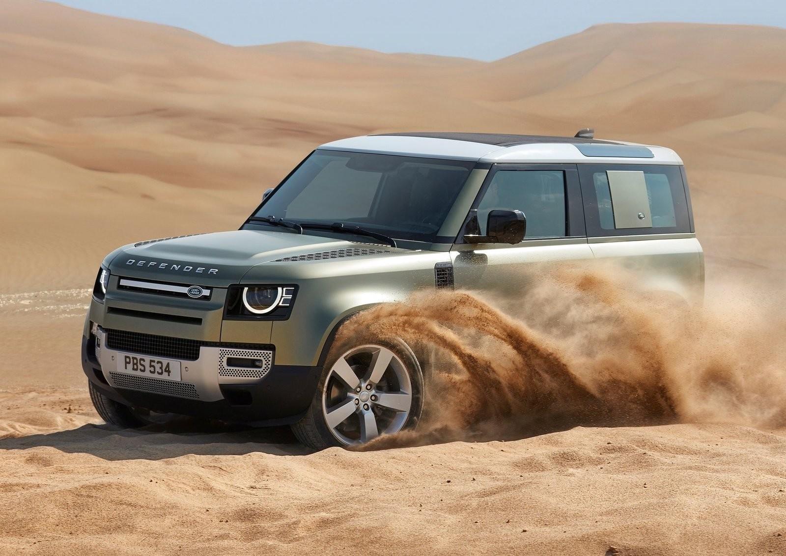 Foto de Land Rover Defender 2020 (48/60)