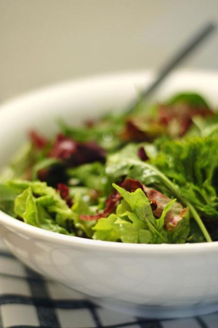 5 reglas para una ensalada saludable