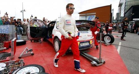 Sébastien Loeb decidirá durante los próximos días su futuro