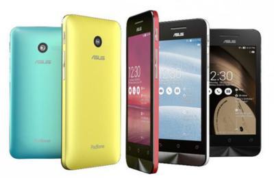 Asus, otro gigante a punto de despertar: planea distribuir entre 16 y 20 millones de móviles en 2015