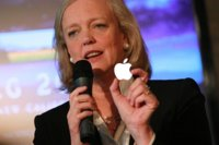 La CEO de HP da por perdido 2012 frente a Apple