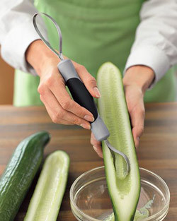 Calphalon deseeder para quitar las pepitas a frutas o vegetales