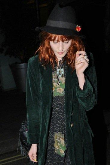 Florence sombrero de moda