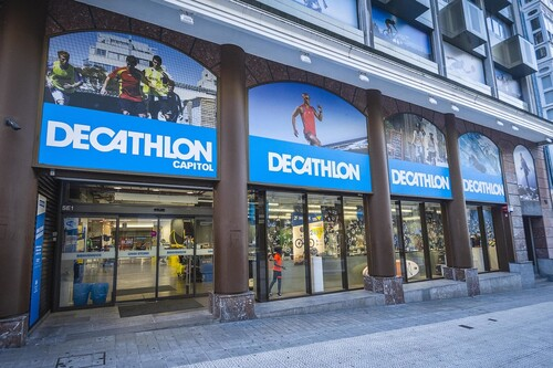 Mancuernas, elípticas y cintas de correr para ponerte en forma tras los excesos navideños: material deportivo desde 4,99 euros en Decathlon
