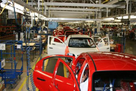 Produccion Automotriz Mexico 3