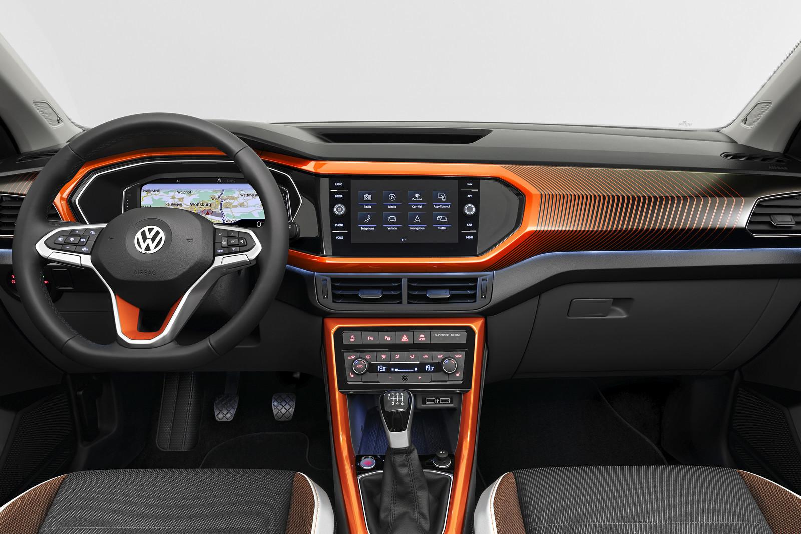 Foto de Volkswagen T-Cross 2019 (39/55)