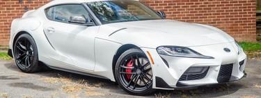 Si te quedaste sin tu Toyota GR Supra 2020 Launch Edition, ya salió uno a la venta