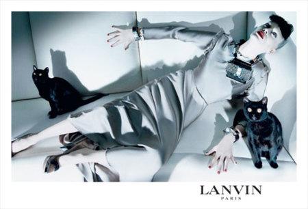 Campala Lanvin Otoño-Invierno 2009/10