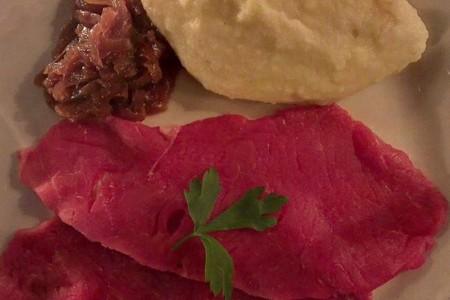 Restaurante Cabaña Marconi roast beef