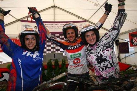 Equipo femenino España