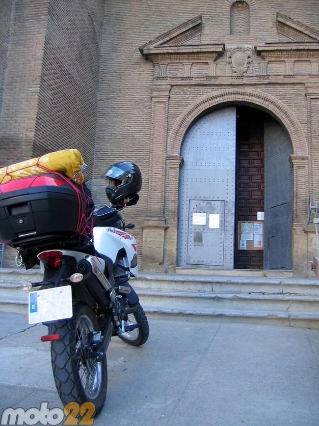 Foto de Las vacaciones de Moto 22, Barbastro-Frómista (1/14)
