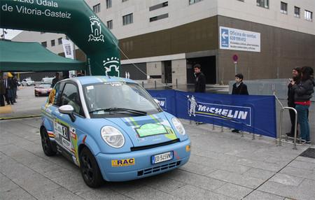 Quinta edición Eco Rally Vasco Navarro