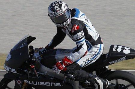 Sandro Cortese y Scott Redding siguen intratables en el segundo día de test en Cheste