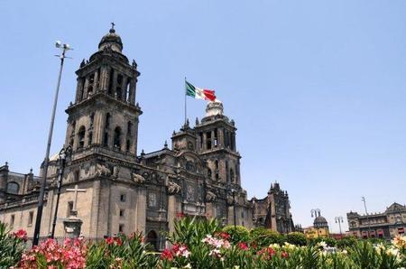 Diario del Viajero en las Fiestas Patrias de México