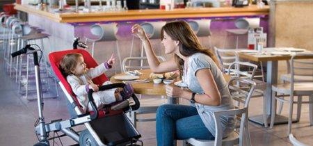 Taga Bike Stroller: El cochecito de bebé que se hace bici en menos de 20 segundos