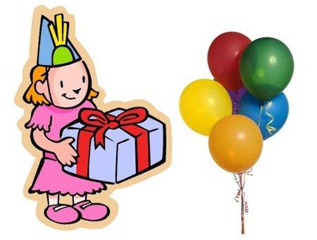 Los cumpleaños: alternativas a las bolsas de chucherías