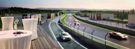 Un nuevo circuito en Alemania para el año que viene