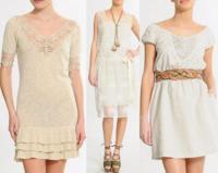 Vestidos lenceros Primavera-Verano 2010: las mejores propuestas lowcost