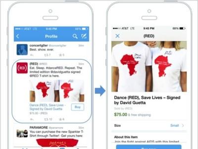 ¿Comprarías algo a través de un tweet? Twitter cree que sí