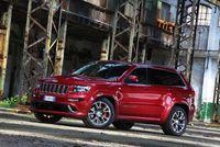 Jeep Grand Cherokee SRT, una bestia de 468 CV que llega a España