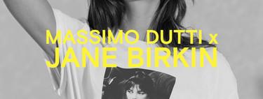 La nueva colección de camisetas de Massimo Dutti enamorará a las amantes de Jane Birkin