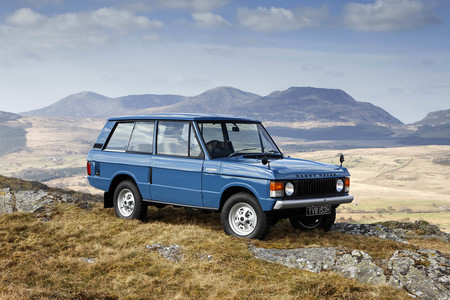 Range Rover 3 puertas
