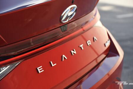 Hyundai Elantra 2022 Opiniones Prueba Mexico 10