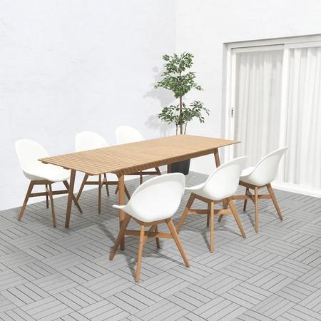 Hattholmen Fanbyn Table 4 Chairs Outdoor 0759069 Pe750259 S5